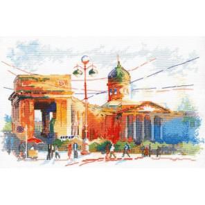 Казанский собор Набор для вышивания Овен