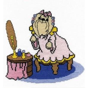 Забавные йорики №4 Набор для вышивания Овен