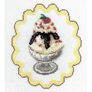 Мороженое Набор для вышивания Овен