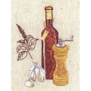 Кухонная миниатюра №1 Набор для вышивания Овен