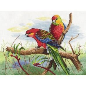 Попугаи Набор для вышивания Овен