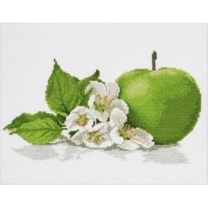 Яблочный аромат Набор для вышивания Овен