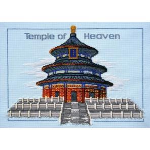 Храм Неба Набор для вышивания Овен
