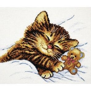 Уютный сон Набор для вышивания Овен