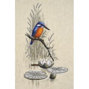 Зимородок Набор для вышивания Овен
