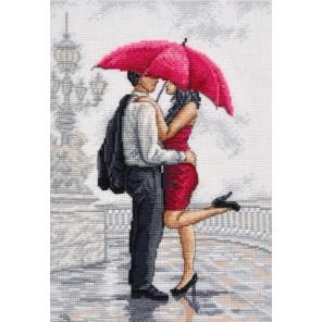 В объятиях дождя Набор для вышивания Овен