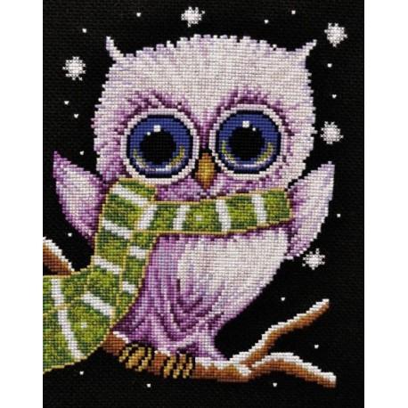 Совушка Набор для вышивания Овен