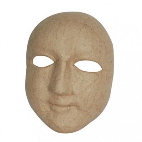 Маска полное лицо 3,5х9,5х12 Фигурка из папье-маше объемная Decopatch
