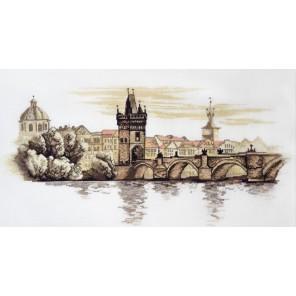 Карлов мост Набор для вышивания Овен