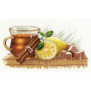 Зимний чай Набор для вышивания Овен