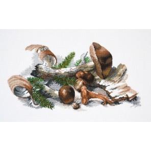Лесной натюрморт Набор для вышивания Овен