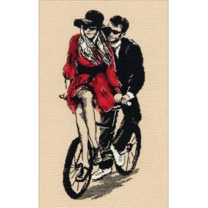 Романтика Набор для вышивания Овен