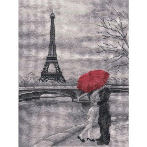Парижская набережная Набор для вышивания Овен