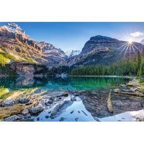 Озеро О`Хара. Канада Пазлы Castorland C103638