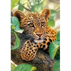 Ягуар на дереве Пазлы Castorland