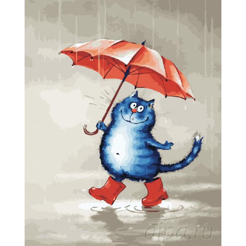 открытки с дождливым утром воскресенья