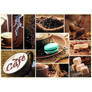 Кофе Пазлы Trefl