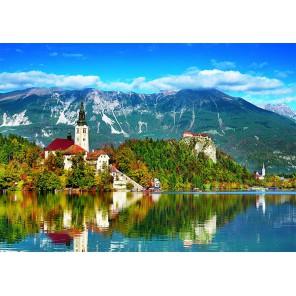 Блед, Словения Пазлы Trefl
