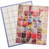 Основа для наклеивания и детали головоломки Букет цветов Пазл объемный с клеевым покрытием