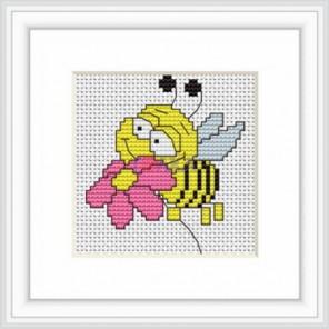Пчелка Набор для вышивания Luca-S