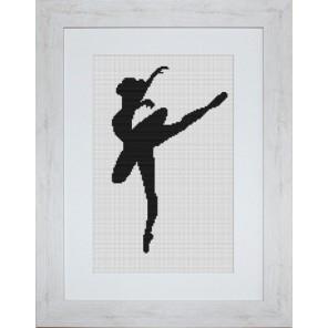Балерина Набор для вышивания Luca-S