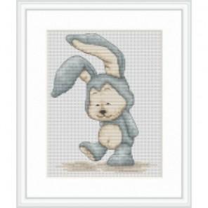 Зайчонок Фанни Набор для вышивания Luca-S
