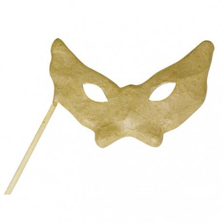 Полумаска-бабочка 20х32 Фигурка из папье-маше Rayher