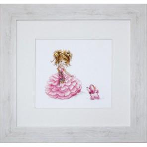 Принцесса Набор для вышивания Luca-S