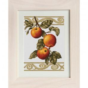 Веточка яблони Набор для вышивания Luca-S