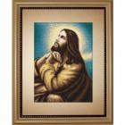 Мольба Иисуса Набор для вышивания Luca-S