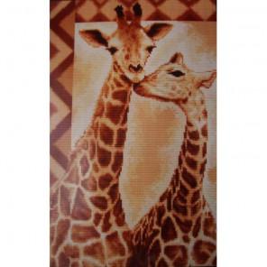 Жирафы Набор для вышивания Luca-S