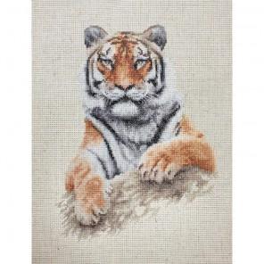 Тигр Набор для вышивания Luca-S