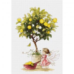 Лимоны Набор для вышивания Luca-S