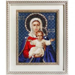 Леушинская Богоматерь Набор для вышивания Luca-S