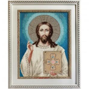 Иисус Христос Набор для вышивания Luca-S