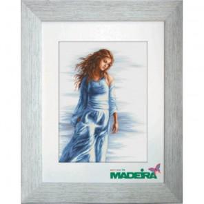Девушка в голубом Набор для вышивания Luca-S