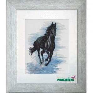 Черный конь Набор для вышивания Luca-S