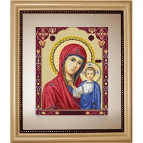 Казанская Божья Матерь Набор для вышивания Luca-S