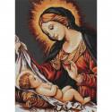Божья Матерь Набор для вышивания Luca-S