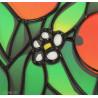 Нанесенные контуры Апельсиновое дерево Набор с рамкой для создания картины-витража Color Kit