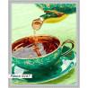 В рамке N167 Ароматный чай Раскраска картина по номерам на холсте GX23734