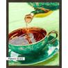 В рамке N181 Ароматный чай Раскраска картина по номерам на холсте
