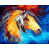 Конь из сновидений Раскраска картина по номерам на холсте GX21943