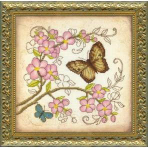 Очарование весны Набор для вышивания Чаривна Мить ВТ-511