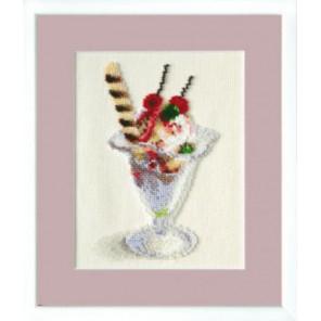 Мороженое Набор для вышивания Чаривна Мить М-187