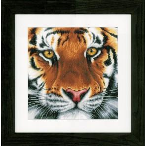 Tiger Набор для вышивания Lanarte PN-0156104