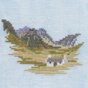 Highland Croft Набор для вышивания Derwentwater Designs MIN23A