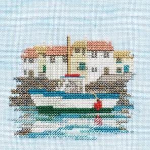 Harbour Набор для вышивания Derwentwater Designs MIN03A