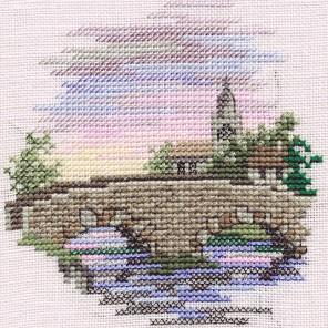Bridge Набор для вышивания Derwentwater Designs MIN12A