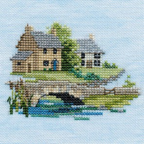 Brookside Набор для вышивания Derwentwater Designs MIN07A